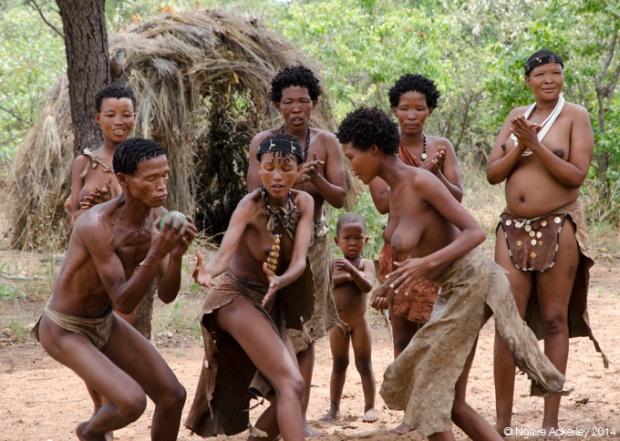 Bushmen game