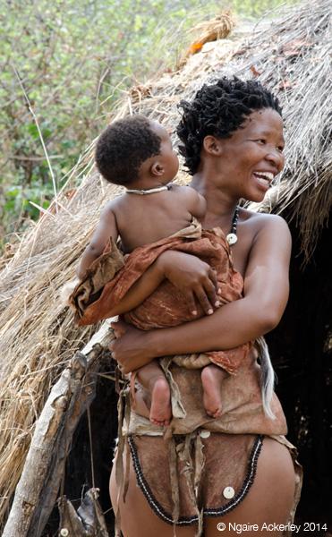 san-bushwoman-copyright-ngaire-ackerley-2014