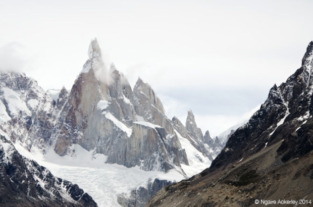 Cerro Torre close