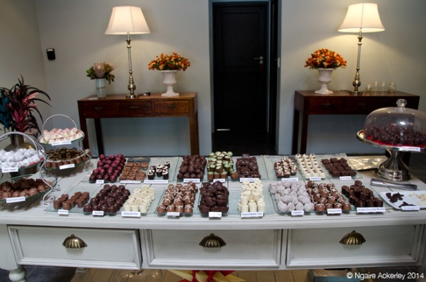 Chocolate Shop in Franschhoek