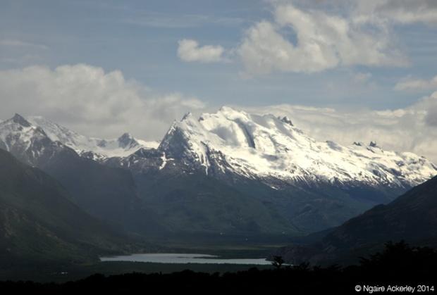 Fitz Roy Walk in El Chalten, Patagonia, Argentina