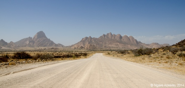 Mountains of Spitzkoppe