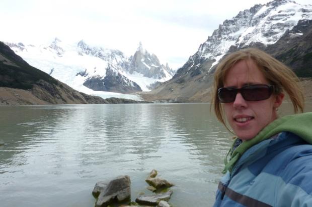 Me at Laguna Cerro Torre