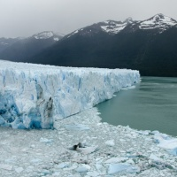 Hitting the ice at Perito Moreno Glacier