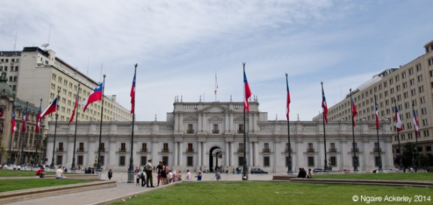 Presidential Palace Santiago