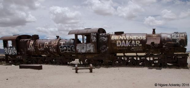 Railway Graveyard