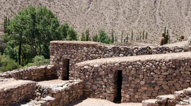 Ruins at Pucara de Tilcara