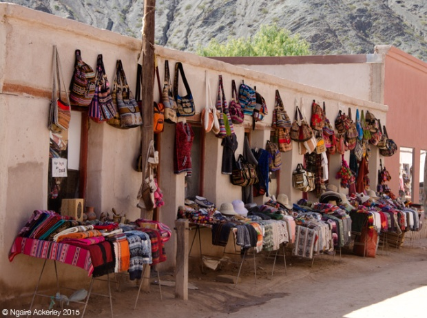 Little tourist towns near Humahuaca