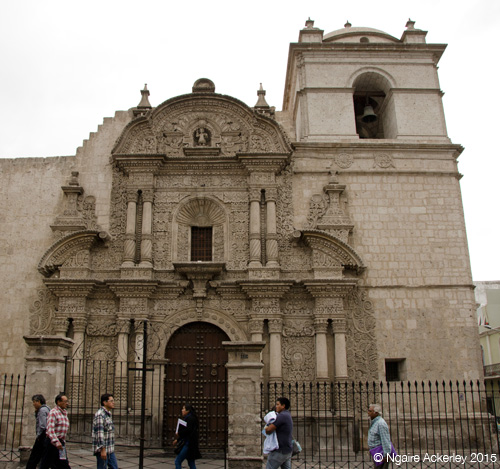 Church of La Compania
