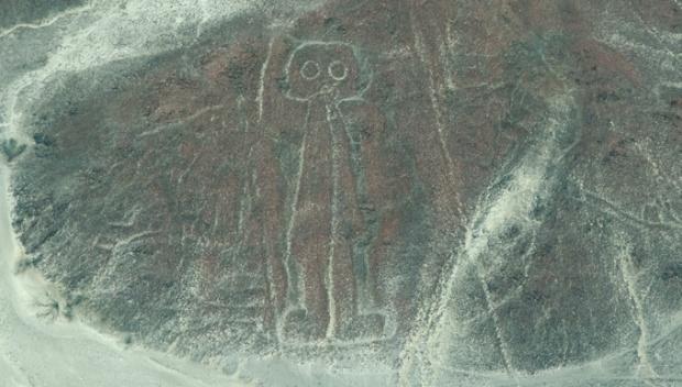 astronaut - Nazca Lines