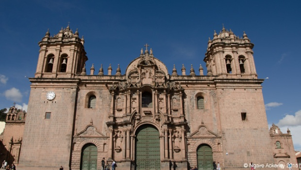 Catholic Cathedral Cusco