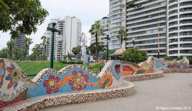 Art in Miraflores