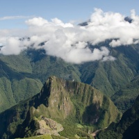 Hiking up Machu Picchu Mountain, a Top Travel Experience