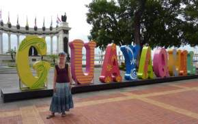 Me at Guayaquil
