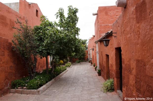 Malaga Street, Monasterio Santa Catalina