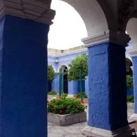 Arequipa and the Monasterio of Santa Catalina