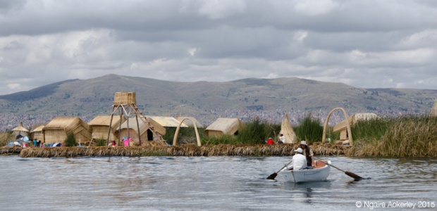 Floating Islands from Puno