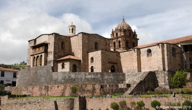 Qorikancha, Cusco