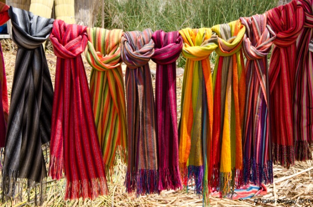 Scarfs of Uros
