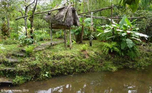 Monkey Island - Chichicos and Red Tiki home