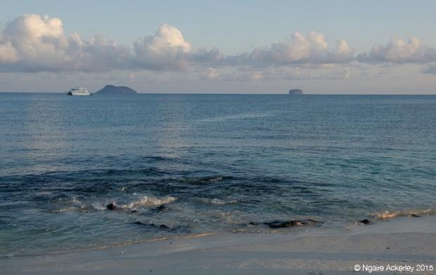 Bachas Beach, Baltra
