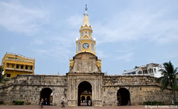 Clock Tower, Cartagena