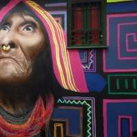 Bogota and the Graffiti of Colombia