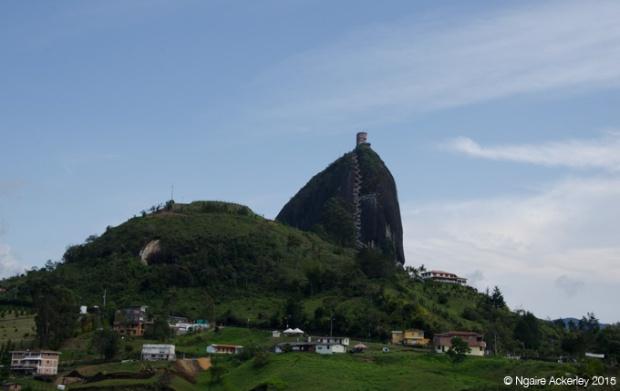 La Piedra del Penol, Guatape