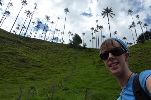 Me in Valle de Cocora