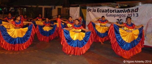 Ecuadorian dance