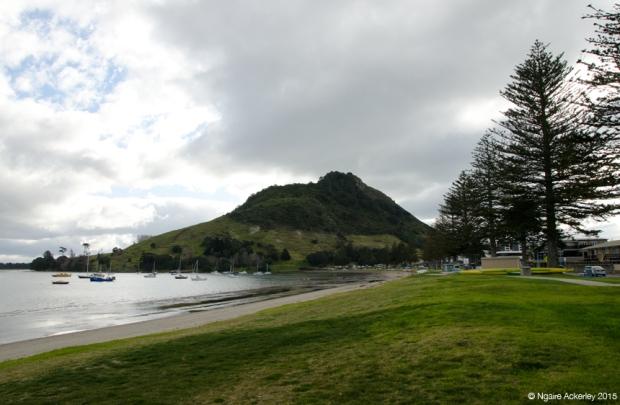 Mt. Maunganui and Pilot Bay, New Zealand