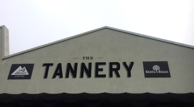 The Tannery, Auckland