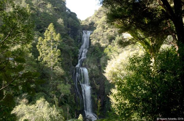 Kitekite Waterfalls