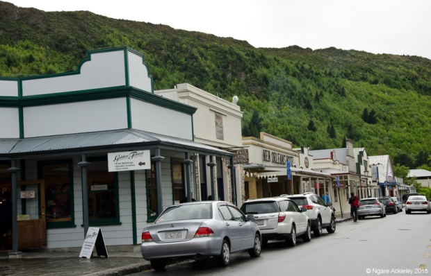 Arrowtown, Gold Rush town of New Zealand