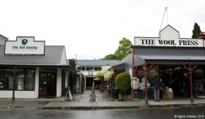 Arrowtown shops