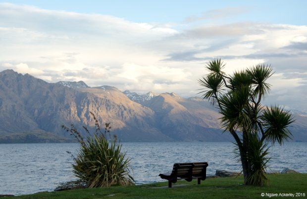 Queenstown lakefront