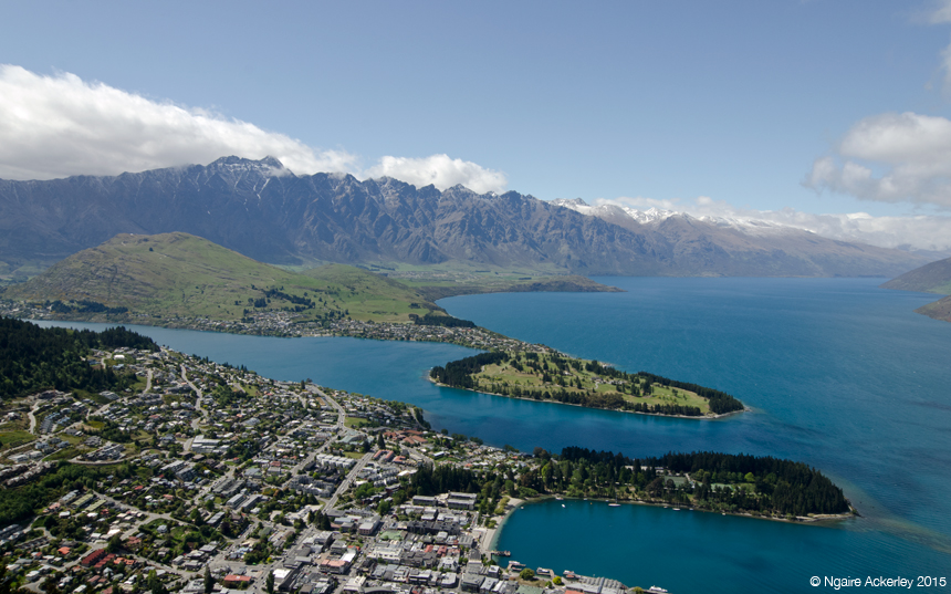 Queenstown, New Zealand: World landscapes all in one place.