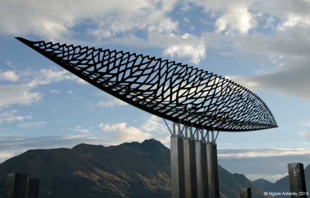 Wakatipu Vessel sculpture