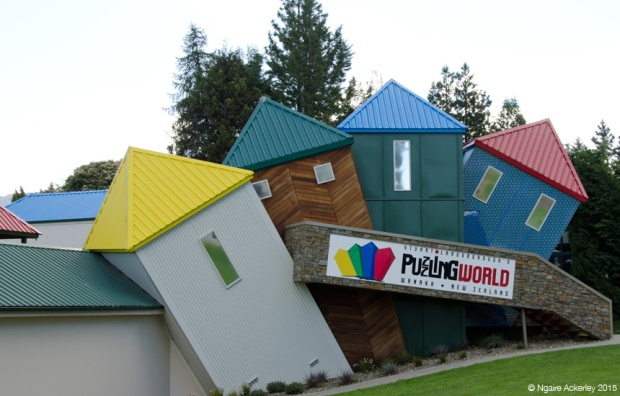 Puzzling World, Wanaka