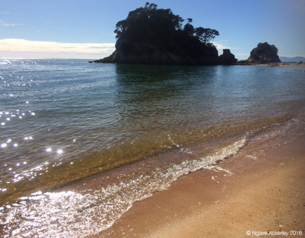 Beach at Little Kaiteriteri