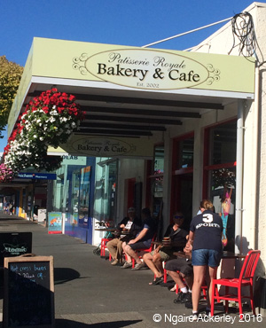 Cafe in Motueka