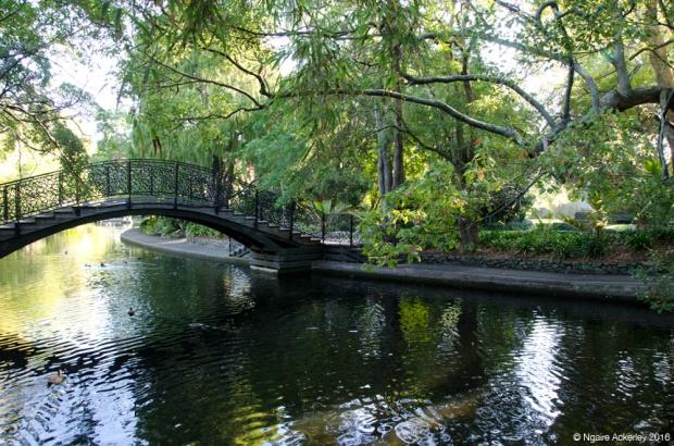 Queens Gardens, Nelson