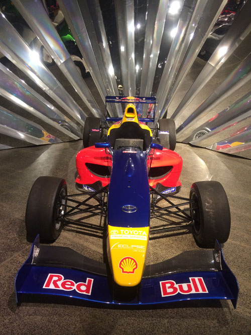 Red Bull - Classic Cars