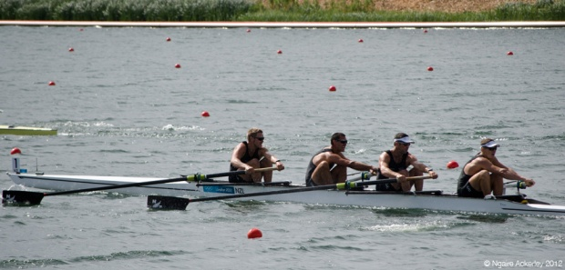 Mens Four, Eton Dorney. London Olympics 2012