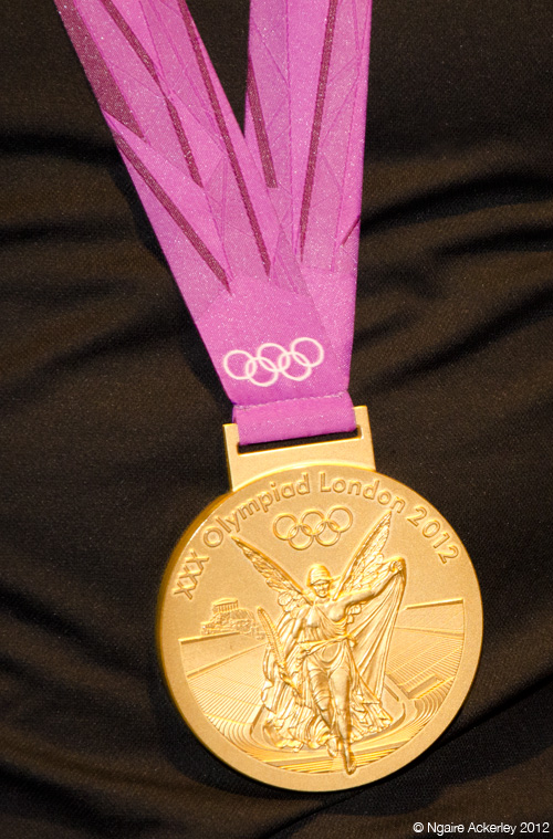 The Gold Medals of London 2012
