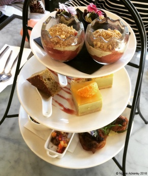 Zealong High Tea - Signature Sweet and Savoury options