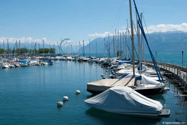 Lausanne Marina, Switzerland