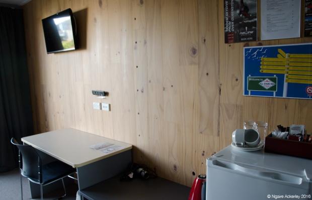Desk, Fridge, Tea, Coffee - sorted!