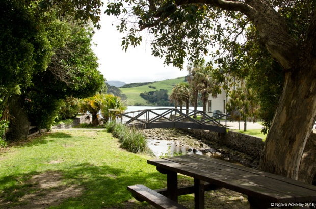 Quiet spot in Akaroa