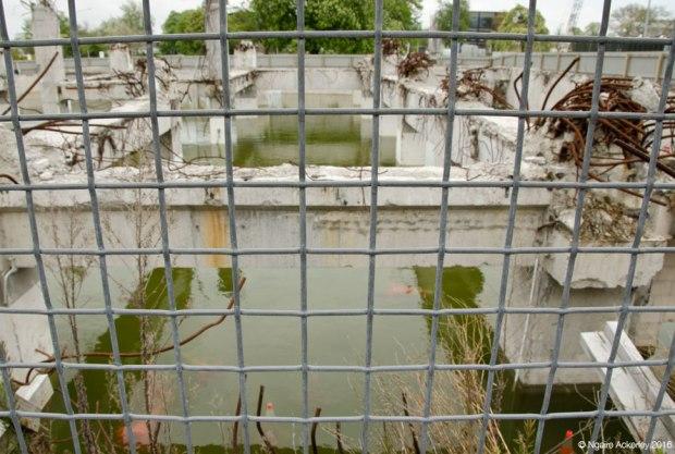 Christchurch building sites
